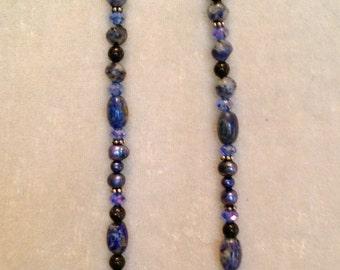 Night stars necklace