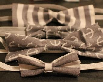 Ella Gray bow collection