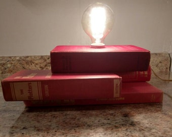 Color Series - The Rose Book Light