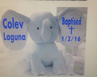 personalized elephant all occasions