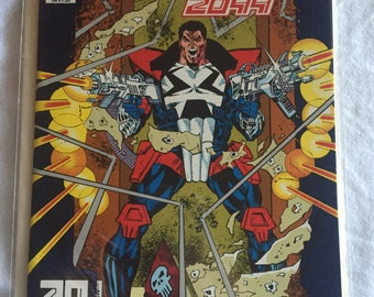 Punisher 2099 Vol 1 # 1