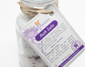 Less Stress Bath Salts