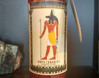 God Anpu (Anubis) Candle
