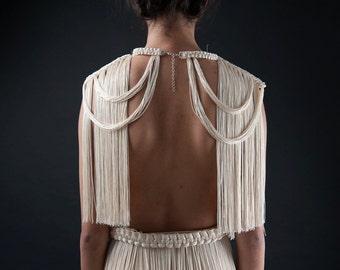 Double Shoulder Necklace