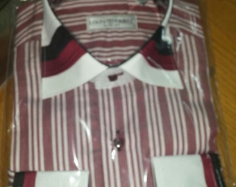 Cool men's fitted Louis Fabel Shirt.