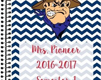 Pinnacle High School Teacher Planner