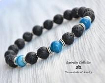 8mm Mens Bracelet Gift for Him Mens Gift Fashion Jewelry Mens Beaded Bracelet Gift Ideas For Men Energy Bracelet