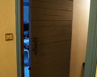 """Sliding door """"Industrial Retro"""""""