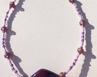 Violet Purple Bracelet