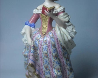 Franklin Mint DIANA Figurine - Victoria & Albert Museum Authorized Recreation