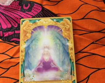 Angel Answers One Card Oracle Reading
