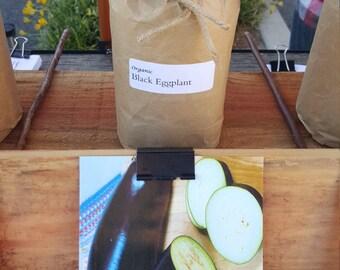 Hand Selected - Black Eggplant