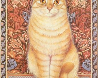 Cats - A Lesley Anne Ivory original art print