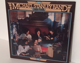 Michael Stanley Band, Cabin Fever, Used Vinyl LP