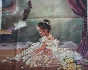 Beadwork Little Ballerina