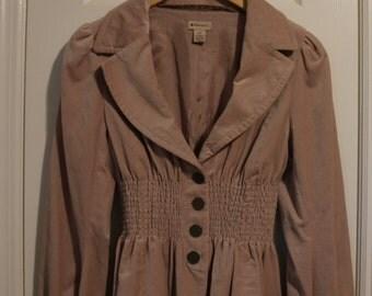 Velvet Jacket by Elevenses