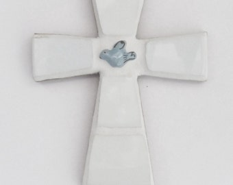 Cross Dove blue