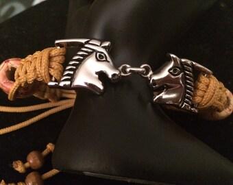 Horse Lovers Bracelet
