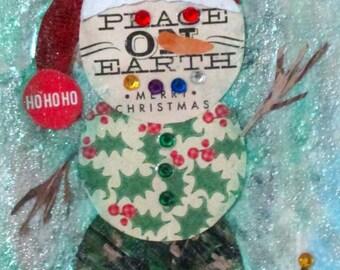 Ho-Ho Snowman