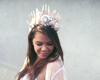 The Ariel Mermaid Crown