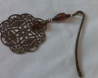 Bookmark bronze