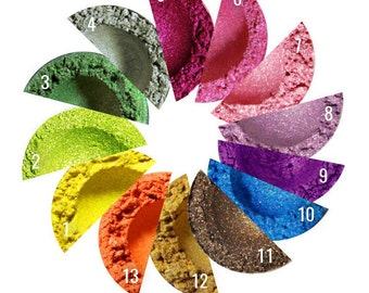 25g Mica Natural Colour, Soap-making, Cosmetic Colorant !!!