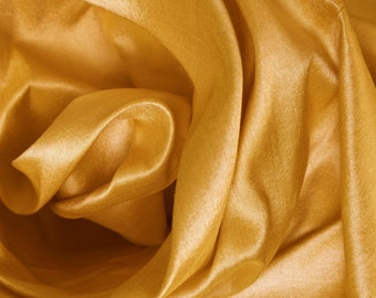 JSilk00001-Golden silk dupion