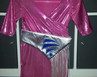 Kids Custom Sized Jem and the Holograms Costume