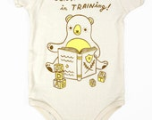 Bookworm Baby Outfit –Book Theme Baby Shower Gift – Newborn Gift Baby Bodysuit Book Baby Onsie