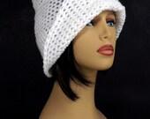 Beanie Hat Pattern  Easy Crochet Pattern Hat, Crochet Hat Pattern, OMBRETTA Single Crochet Beanie Pattern, Beanie Hat Pattern