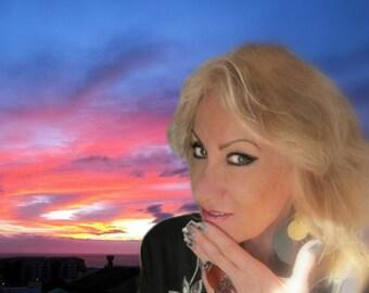 Carnelian Sunset