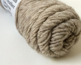 1 skein of Country Classic Thick and Thin Special Heather American home spun worsted yarn destash