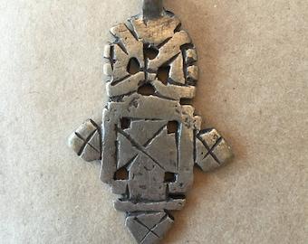 Coptic Cross (Item # P44)