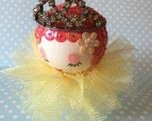 Tiara Princess Betsy Ornament