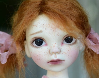 Custom BJD Face Up by Kimberly Lasher YoSD, MSD, SD