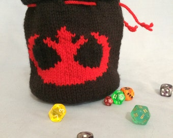 Star Wars Rebels dice bag