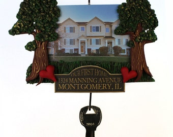 Home Ornament - New Home Ornament