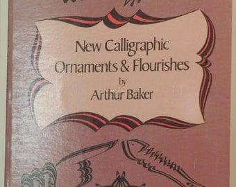 New Calligraphic Ornaments & Flourishes book