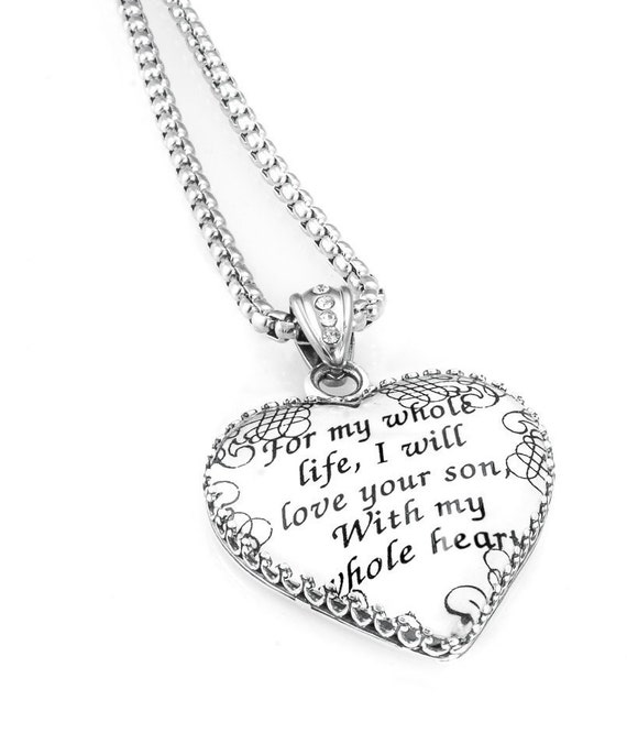 Mother Of The Bride Jewelry: Personalized Wedding Jewelry Mother Of The Groom Mother Of