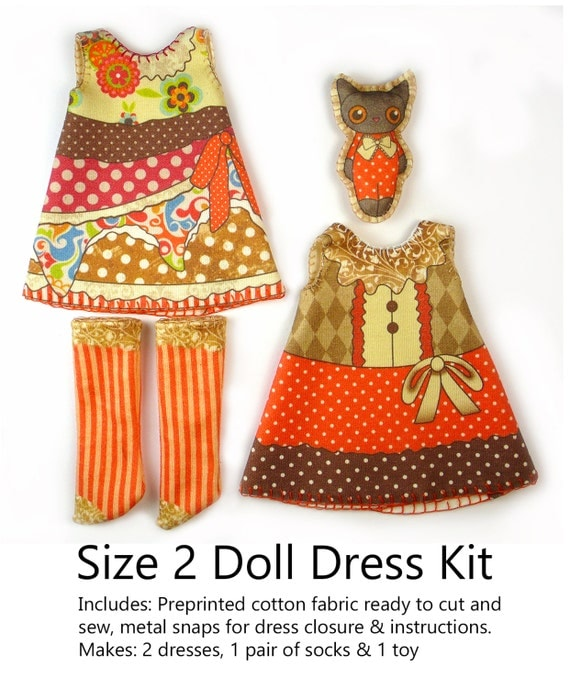 Doll Cleaning Tips: Clothes Kits
