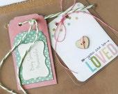 Memorabilia Pocket - Baby Book Addition