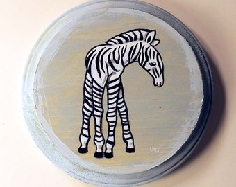 zebra home decor | etsy