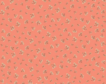 25% OFF Fancy And Fabulous Breath Coral - 1/2 Yard