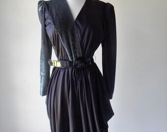 1980's Jem and the Holograms vintage dress