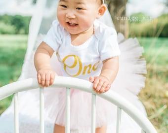 First Birthday Outfit Girl Tutu, Cake Smash Outfit Girl Tutu, 1st Birthday Tutu, 1st Birthday Outfit Tutu Skirt, Newborn Tutu, Tulle Skirt