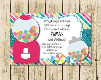 Candy Sweet Shoppe Birthday  PLUS a super cute FREEBIE!