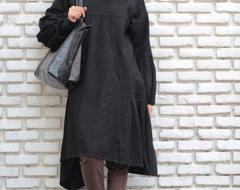 Blown away thick winter dress ...(M-XL)