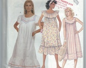 McCall's 3200 Misses' Dress - Size Small Petite - Uncut Vintage Pattern