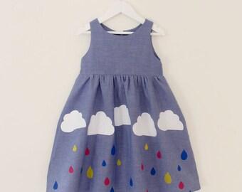 Girl's Rainy Day Dress