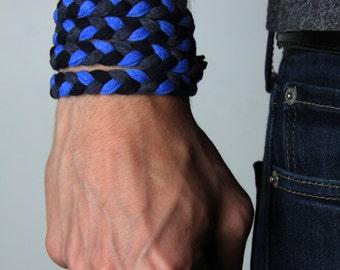 Bracelet, Cuff Bracelet, Cuff, Blue Bracelet, Bangle Bracelet, Bangle, Gypsy Bracelet, Tribal Bracelet, Festival Bracelet, Boho Jewelry